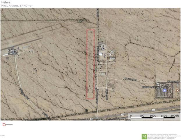 0 N Rio Bravo Road, Maricopa, AZ 85139 (MLS #5643724) :: Brett Tanner Home Selling Team