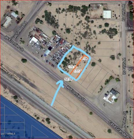 3826 W Frontier Street, Eloy, AZ 85131 (MLS #5643910) :: The C4 Group