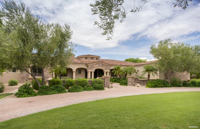 6682 E Indian Bend Road E, Paradise Valley, AZ 85253 (MLS #5643964) :: Occasio Realty