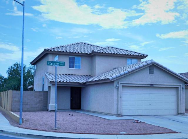 12123 W Scotts Drive, El Mirage, AZ 85335 (MLS #5645329) :: Kelly Cook Real Estate Group