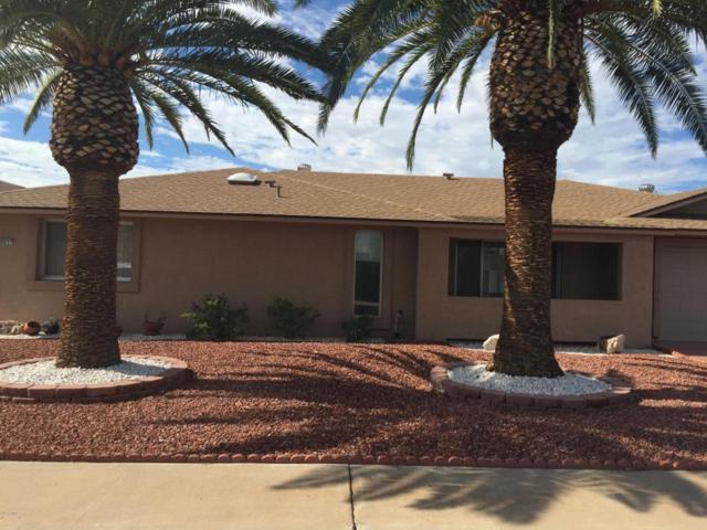 9831 W Wrangler Drive, Sun City, AZ 85373 (MLS #5645659) :: Kelly Cook Real Estate Group