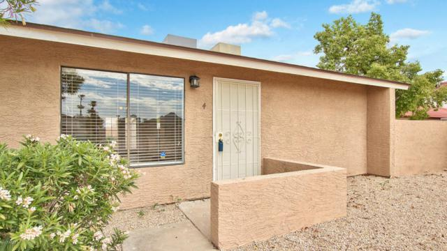 2829 E Tracy Lane #4, Phoenix, AZ 85032 (MLS #5645704) :: Cambridge Properties