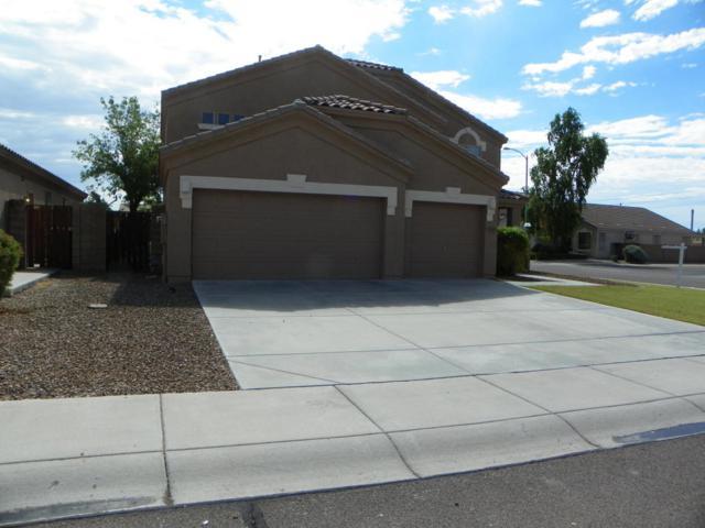 20267 N 93RD Avenue, Peoria, AZ 85382 (MLS #5646715) :: The Laughton Team