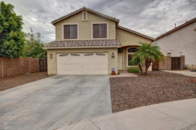 3205 N 127TH Lane, Avondale, AZ 85392 (MLS #5646909) :: Kortright Group - West USA Realty