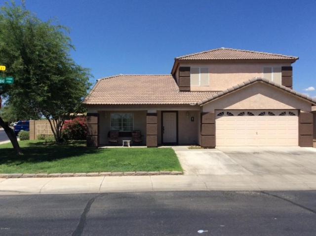 12522 W Rosewood Drive, El Mirage, AZ 85335 (MLS #5647037) :: Kelly Cook Real Estate Group