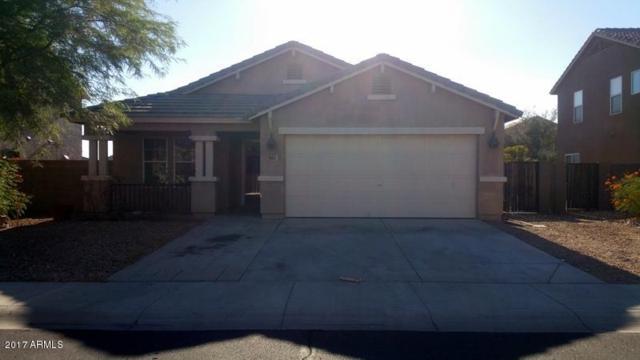 940 S 242 Nd Drive, Buckeye, AZ 85326 (MLS #5647273) :: Kelly Cook Real Estate Group