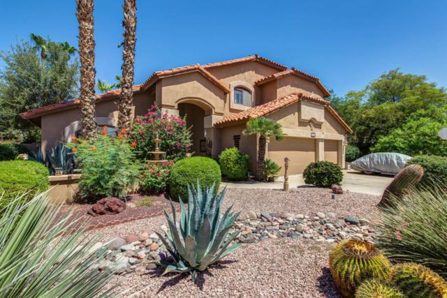 10738 E Terra Drive, Scottsdale, AZ 85258 (MLS #5647278) :: Occasio Realty