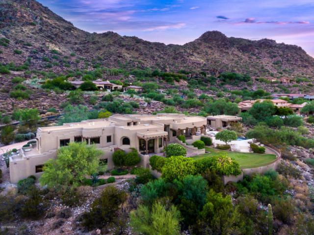 5912 E Foothill Drive N, Paradise Valley, AZ 85253 (MLS #5647320) :: Lux Home Group at  Keller Williams Realty Phoenix