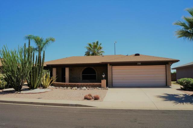 2165 S Zinnia Street, Mesa, AZ 85209 (MLS #5647542) :: Yost Realty Group at RE/MAX Casa Grande