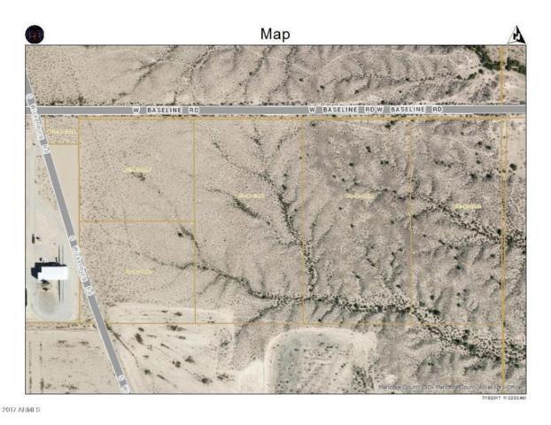 322xxx W Baseline Road, Buckeye, AZ 85326 (MLS #5647555) :: Essential Properties, Inc.