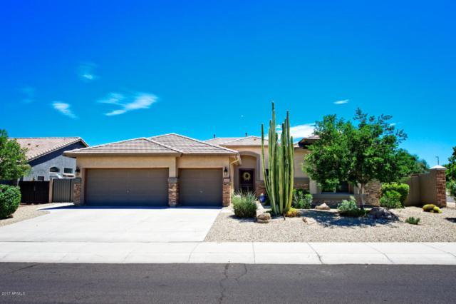 6687 S Crestview Drive, Gilbert, AZ 85298 (MLS #5647720) :: Kelly Cook Real Estate Group