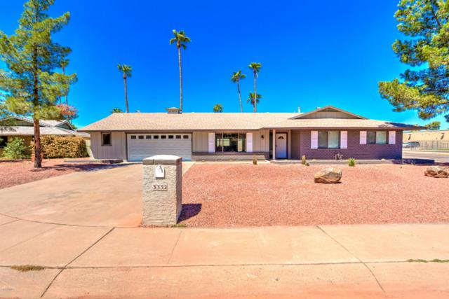 3332 N 84TH Place, Scottsdale, AZ 85251 (MLS #5647756) :: Kelly Cook Real Estate Group