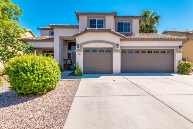 3373 E Clark Drive, Gilbert, AZ 85297 (MLS #5647758) :: Kelly Cook Real Estate Group