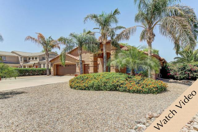 2748 S Birch Street, Gilbert, AZ 85295 (MLS #5647794) :: Kelly Cook Real Estate Group