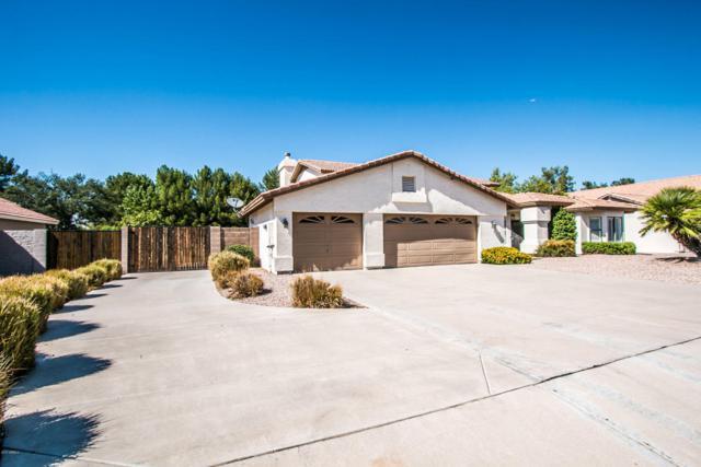 710 E Sage Brush Street, Gilbert, AZ 85296 (MLS #5647799) :: Kelly Cook Real Estate Group