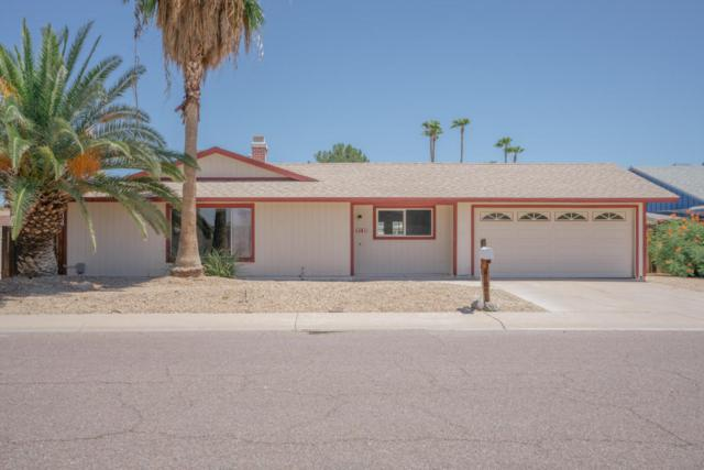 14811 N 52ND Avenue, Glendale, AZ 85306 (MLS #5647839) :: Kelly Cook Real Estate Group