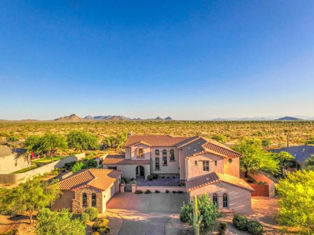 9721 E Suncrest Road, Scottsdale, AZ 85262 (MLS #5647865) :: Kelly Cook Real Estate Group