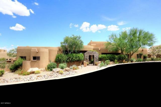 10617 E Blue Sky Drive, Scottsdale, AZ 85262 (MLS #5647874) :: Kelly Cook Real Estate Group