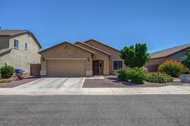 5011 S Parkwood, Mesa, AZ 85212 (MLS #5647904) :: Kelly Cook Real Estate Group