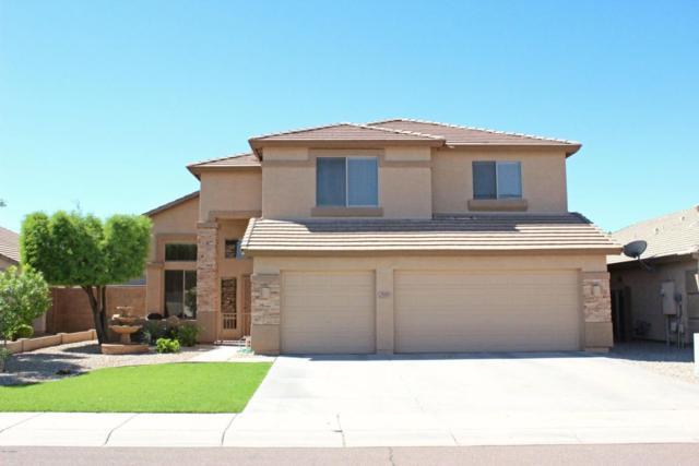9153 W Salter Drive, Peoria, AZ 85382 (MLS #5647983) :: The Laughton Team