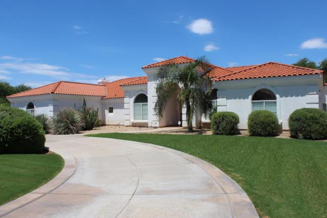 7104 E Bar Z Lane, Paradise Valley, AZ 85253 (MLS #5648082) :: 10X Homes