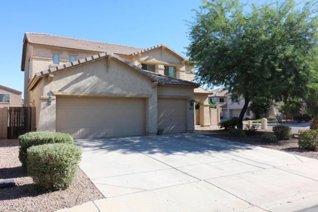 42760 W Arizona Avenue, Maricopa, AZ 85138 (MLS #5648201) :: Kortright Group - West USA Realty