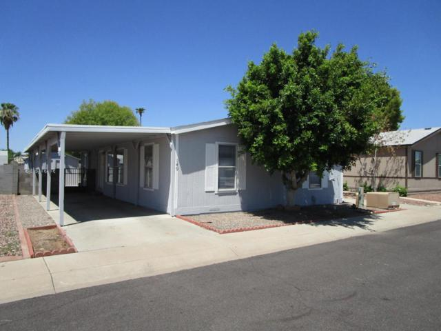 11275 N 99TH Avenue #149, Peoria, AZ 85345 (MLS #5648432) :: Desert Home Premier