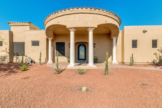 17858 N Stonebluff Road, Maricopa, AZ 85139 (MLS #5648492) :: Group 46:10