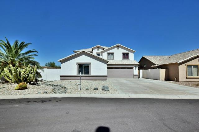 16155 N 159TH Drive, Surprise, AZ 85374 (MLS #5648523) :: Desert Home Premier