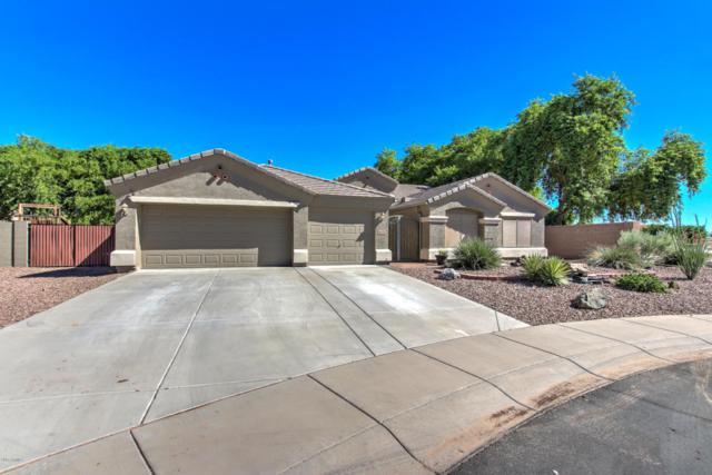 4122 S Crossbow Place, Chandler, AZ 85249 (MLS #5648533) :: Santizo Realty Group