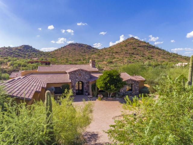 5772 E Canyon Ridge North Drive, Cave Creek, AZ 85331 (MLS #5648534) :: 10X Homes