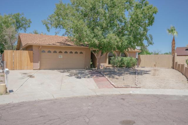 4666 W Kings Avenue, Glendale, AZ 85306 (MLS #5648558) :: The Laughton Team
