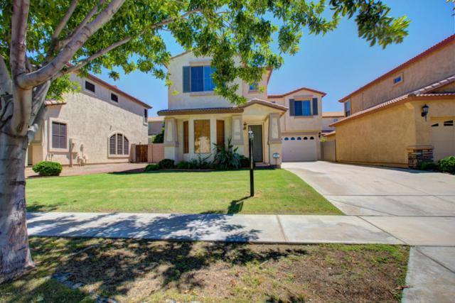 1815 E Dunbar Drive, Phoenix, AZ 85042 (MLS #5648663) :: The Laughton Team