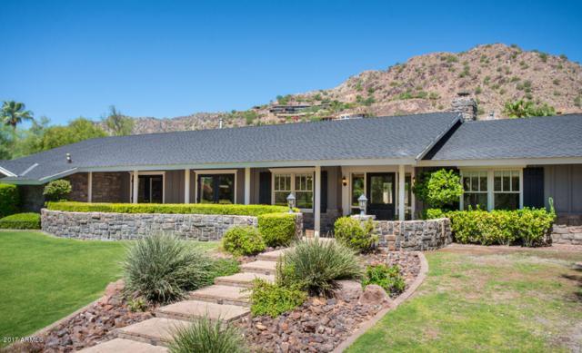 4816 E Crystal Lane, Paradise Valley, AZ 85253 (MLS #5648806) :: 10X Homes