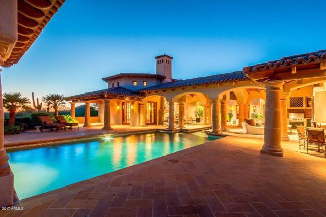 8661 E Whisper Rock Trail, Scottsdale, AZ 85266 (MLS #5648987) :: 10X Homes