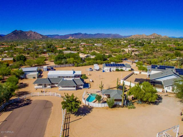 6748 E Lone Mountain Road, Cave Creek, AZ 85331 (MLS #5649033) :: Occasio Realty