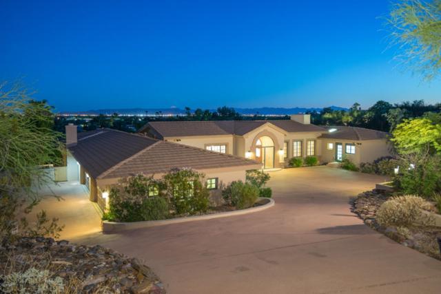 3977 E Paradise View Drive, Paradise Valley, AZ 85253 (MLS #5649120) :: 10X Homes