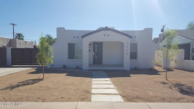 2329 N Evergreen Street, Phoenix, AZ 85006 (MLS #5649170) :: 10X Homes