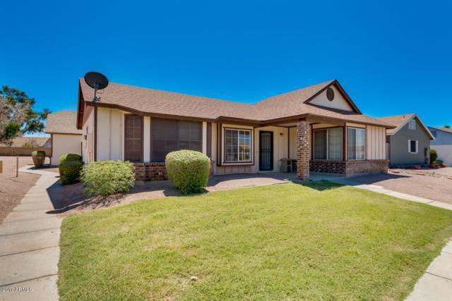 1055 N Recker Road #1036, Mesa, AZ 85205 (MLS #5649242) :: Brett Tanner Home Selling Team