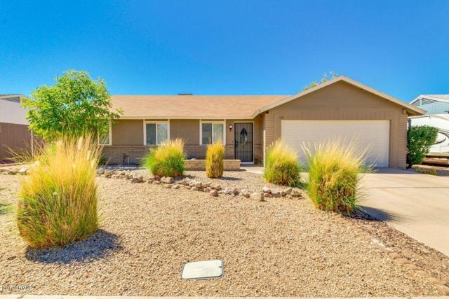 4737 W Wagoner Road, Glendale, AZ 85308 (MLS #5649417) :: Brett Tanner Home Selling Team