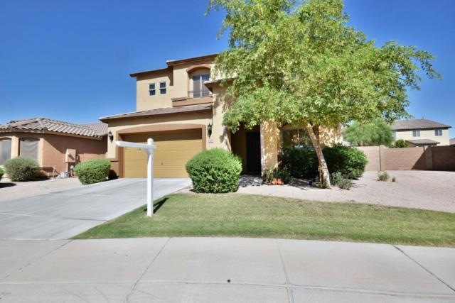6519 S 49th Drive, Laveen, AZ 85339 (MLS #5649433) :: Group 46:10