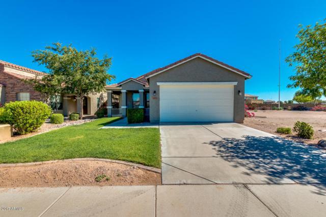 36212 W Picasso Street, Maricopa, AZ 85138 (MLS #5649494) :: Group 46:10