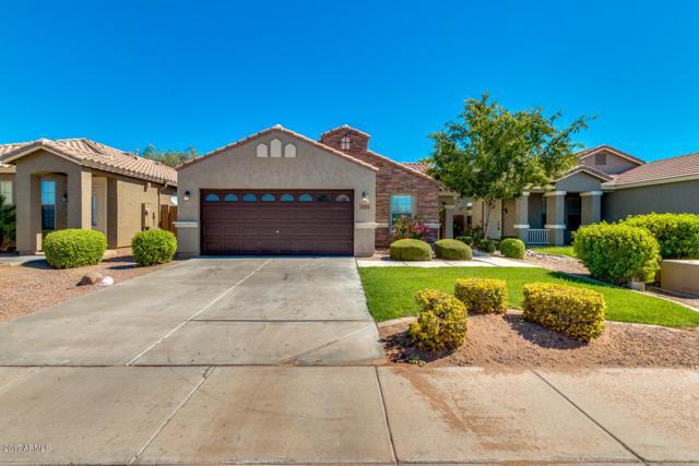 36224 W Picasso Street, Maricopa, AZ 85138 (MLS #5649496) :: Group 46:10