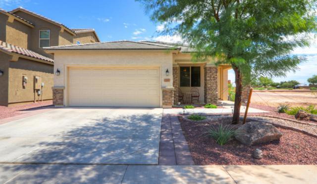 17193 N Rosemont Street, Maricopa, AZ 85138 (MLS #5649499) :: Group 46:10