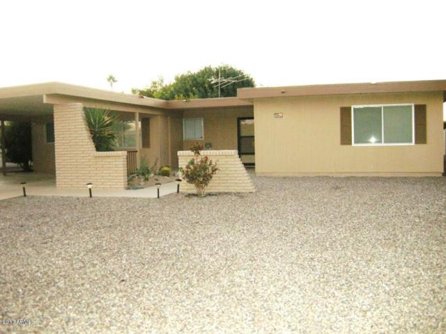 10842 W Kaibab Drive, Sun City, AZ 85373 (MLS #5649611) :: Occasio Realty