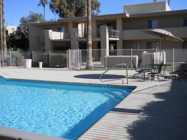 3314 N 68TH Street #121, Scottsdale, AZ 85251 (MLS #5649640) :: Group 46:10