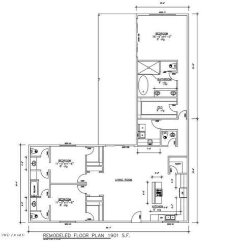 2633 N 70TH Street, Scottsdale, AZ 85257 (MLS #5649676) :: Group 46:10