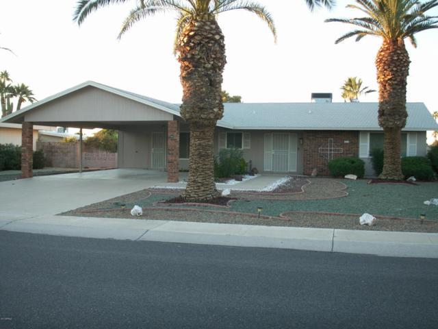 10710 W Hibiscus Drive, Sun City, AZ 85373 (MLS #5649682) :: Occasio Realty