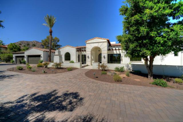 6025 E Lincoln Drive, Paradise Valley, AZ 85253 (MLS #5649696) :: Lux Home Group at  Keller Williams Realty Phoenix