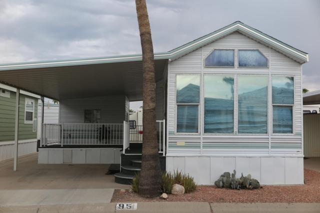 3710 S Goldfield Road #95, Apache Junction, AZ 85119 (MLS #5649845) :: The Bill and Cindy Flowers Team